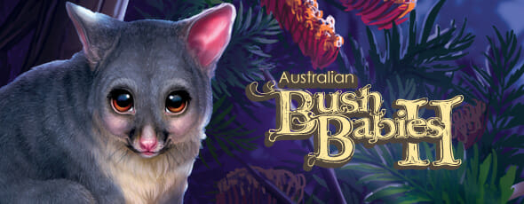 Australian Bush Babies II - Possum released