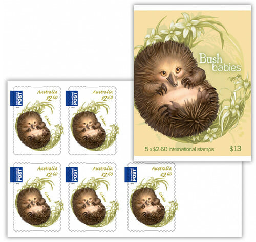 Bush_Babies_II_Stamps_by_Australia_post_Elise_Maritnson_sheetlet