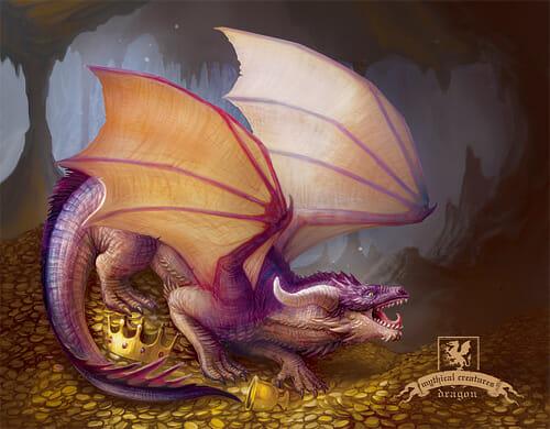 DragonPostcard