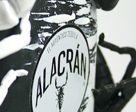 Alacran bottle decoration contest