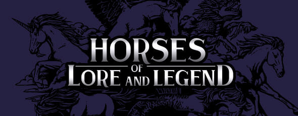 Horses of Lore and Legend coin designs