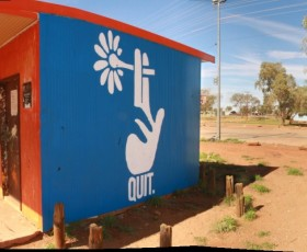 Quit message spreads to remote WA